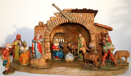Das Weihnachtsgeschehen