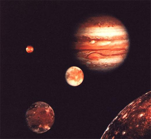 66 Monde des Jupiter