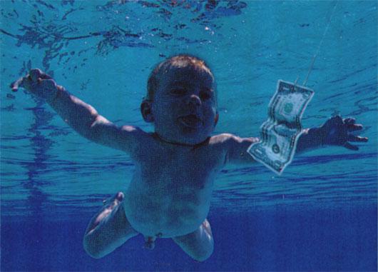 Cover des Nirvana-Album Nevermind