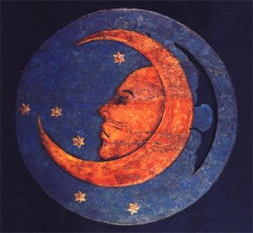 Der gute alte Mond