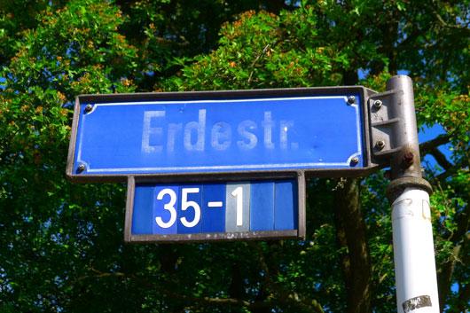 Erde-Straße in Dortmund