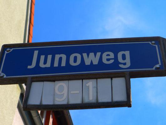 Junoweg in Dortmund