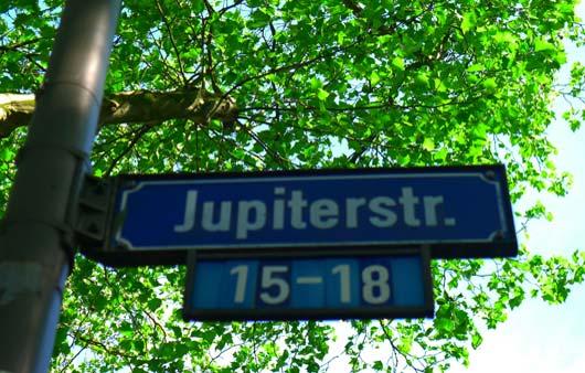 Jupiter-Straße in Dortmund