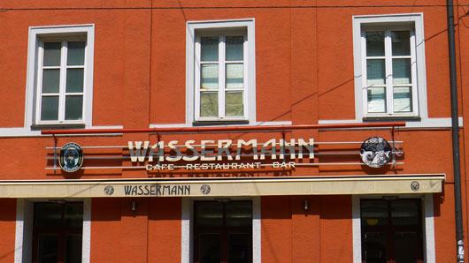 Cafe Wassermann München