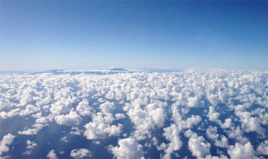 Wassermann - Freiheit über den Wolken
