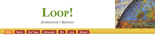 Astrologie-Zeitung Loop