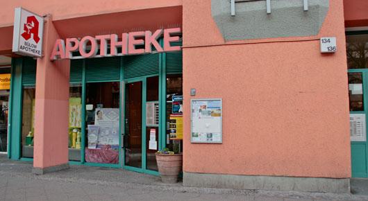 Potsdamer Straße 134A in 2012