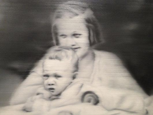 Gerhard Richter Tante Marianne 1965