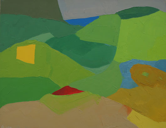 Documenta 13 - Etel Adnan
