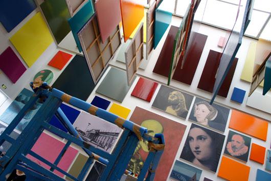 Documenta 13 - Kunstraum von Yan Lei