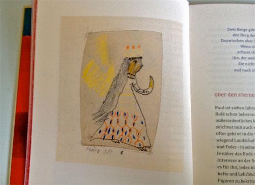 Boris Friedewalds Buch über die Engel von Paul Klee