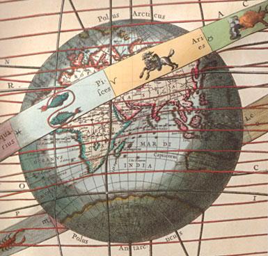 Der astrologische Tierkreis