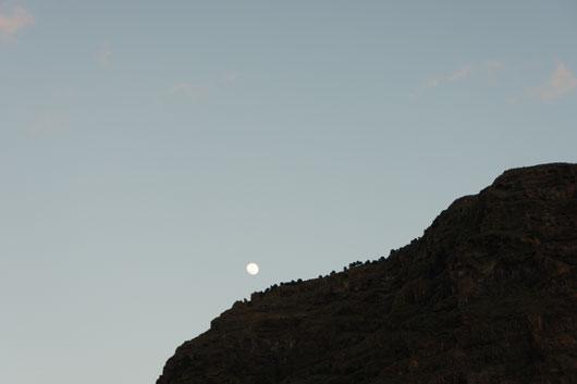 25.12.2012 Mond im Stier