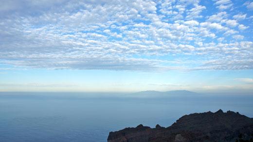 Das ruhige und weite Meer