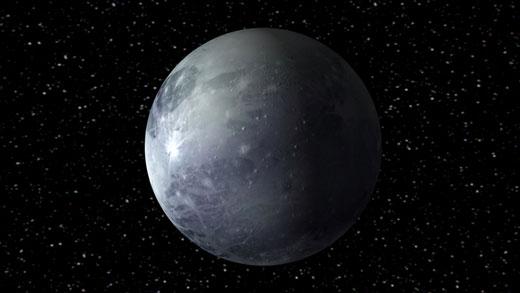 Der Planet Pluto