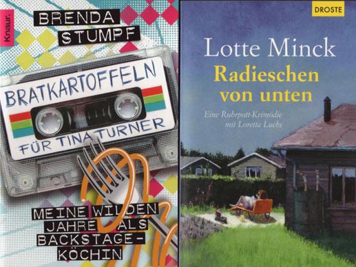 Bücher von Lotte Minck und Brenda Stumpf