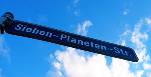 Sieben Planeten - Würden der Planeten