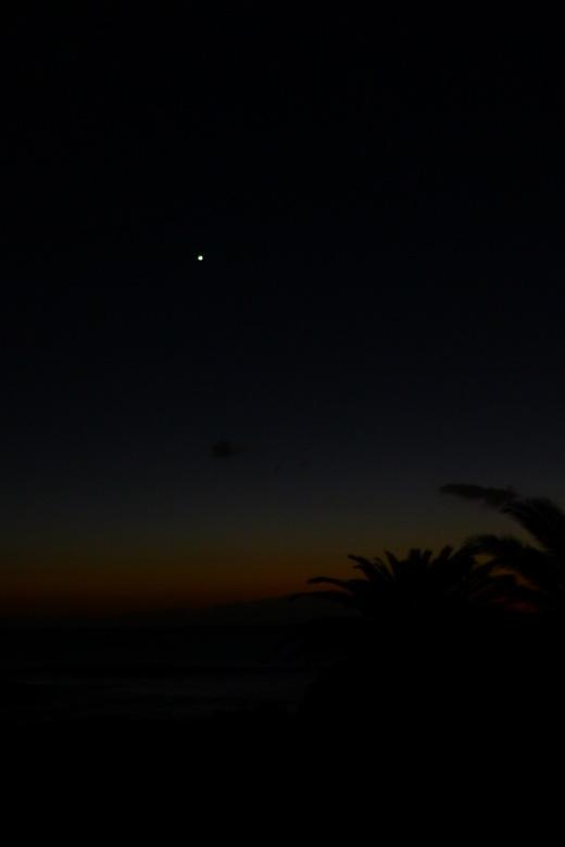 Venus wird rückläufig am 21.12. 2013