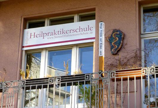 Heilpraktiker Samuel Hahnemann Schule Berlin