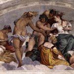 Ceres-Demeter und Bacchus