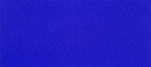 Das Blau des Yves Klein