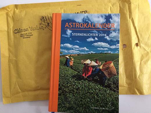 Astrokalender Sternenlichter2016