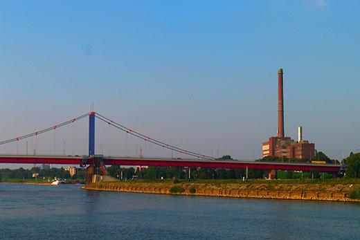 Duisburg Harbor