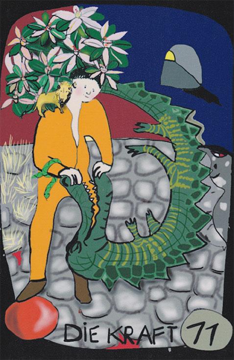 Das Künstlerinnen-Tarot von Durbahn