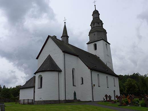 Kapelle zum Wormbach im Sauerland