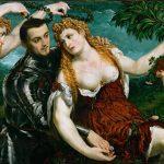 Bordone-Venus und Mars