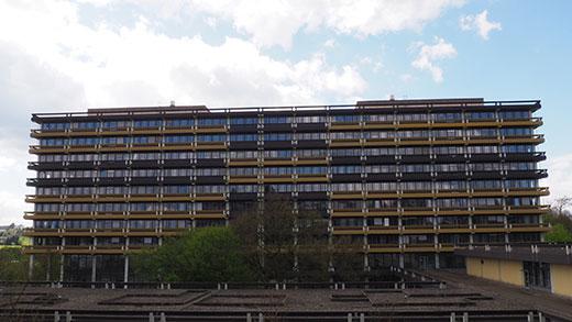 Betonhochburg Ruhr-Uni Bochum